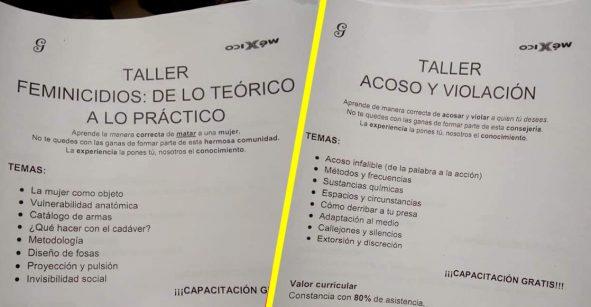 WTF?! Un estudiante de la UNAM ofreció talleres de