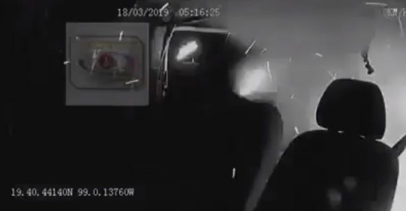 Extorsinadores de Tecámac, Estado de México