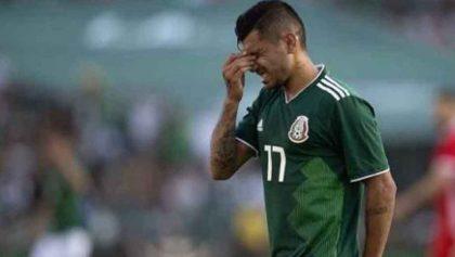 Supuesta lesión del 'Tecatito' pondría en duda su continuidad con la Selección Mexicana