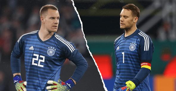 La relación entre Neuer, Low y Ter Stegen se complica en la Selección de Alemania