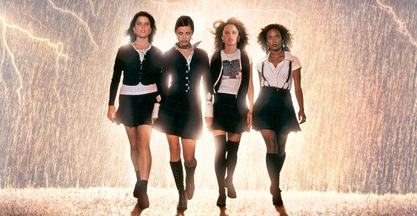 ¡Golpe de nostalgia! Preparan un reboot de la película noventera 'Jóvenes brujas'