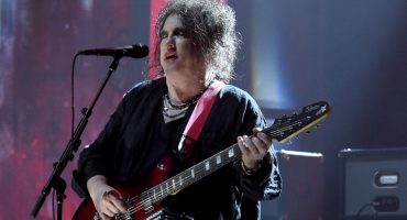 Así fue el ingreso de The Cure al Salón de la Fama del Rock & Roll 😍