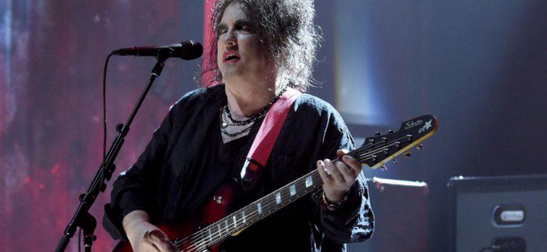 Así fue el ingreso de The Cure al Salón de la Fama del Rock & Roll