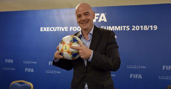 Acusan a Qatar de pagar 780 MDE a la FIFA para organizar el Mundial del 2022