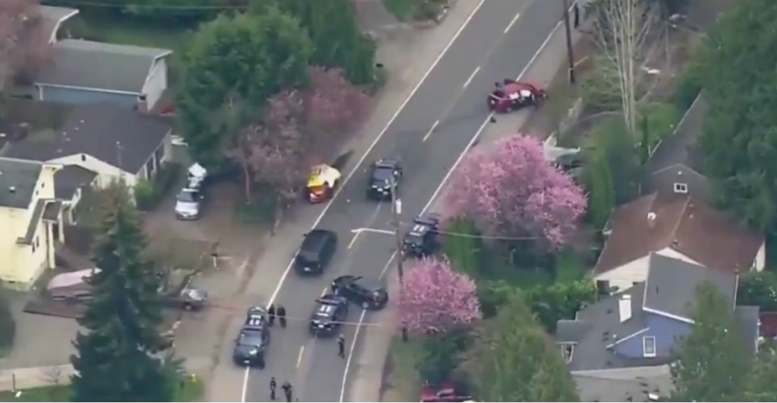 Al menos dos muertos y dos heridos tras un tiroteo en Seattle