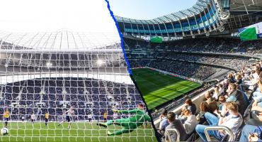 Tottenham inauguró el nuevo White Hart Lane sin el primer equipo