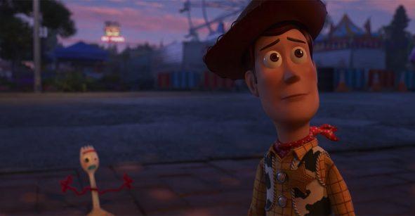 Woody se pone emocional en el primer tráiler de 'Toy Story 4'