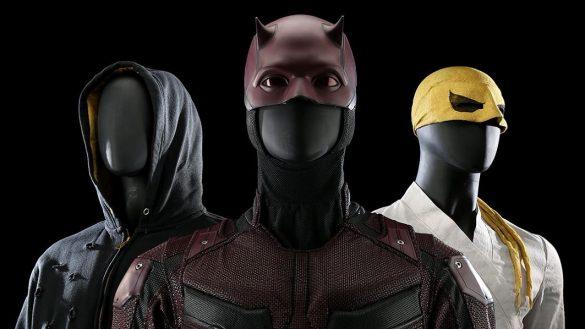 Marvel - Atuendos de series de Netflix