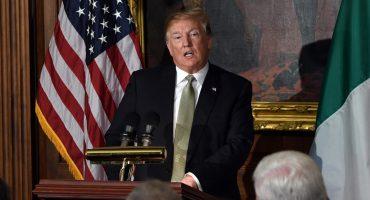 Anuncia Trump que Guatemala está a punto de convertirse en