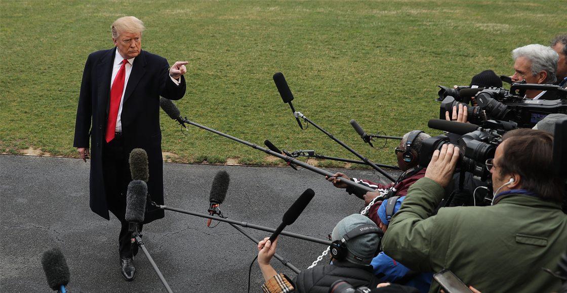 ¿Tiembla Trump? Mueller cierra su investigación sobre las elecciones de EU