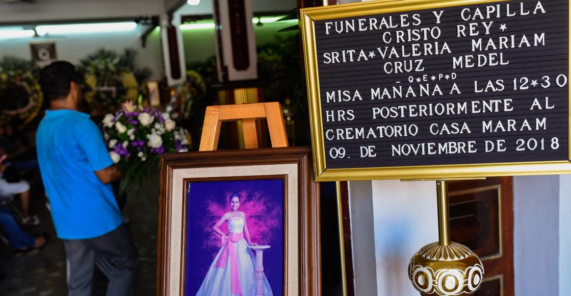 Detienen a presunto participante en el homicidio de Valeria, hija de Carmen Medel