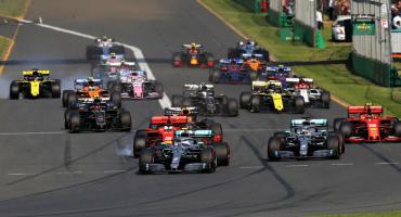 Bottas vuela en Australia y se apunta el primer Gran Premio del año; Checo no la pasó bien