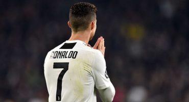 ¡Siiiiiiuuuu! Cristiano Ronaldo y su golazo al Ajax tras volver de su lesión