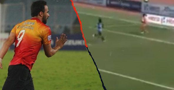 El gol con el que el 'Paleta' Esqueda confirma que es un 'Dios' en la India