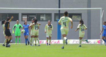 América hunde a Cruz Azul tras ganar el Clásico Joven en la Liga MX Femenil