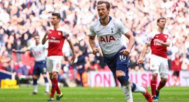 El milagroso empate del Tottenham que no lo acercó al título de Premier League