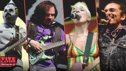 20 años, 20 canciones, 20 grandes recuerdos en la historia del Vive Latino