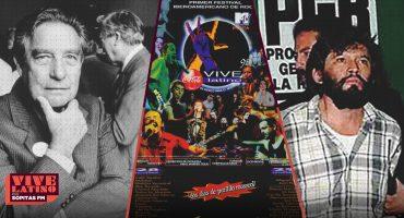 ¿Qué pasaba en México cuando llegó la primera edición del Vive Latino en 1998?