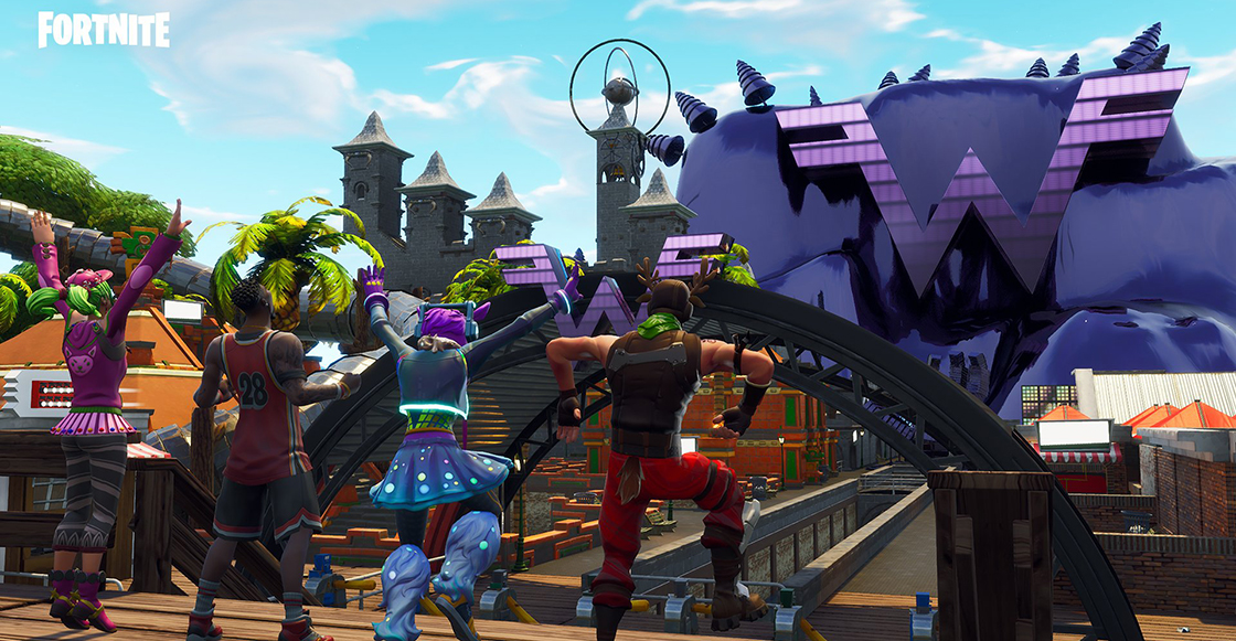 Rivers Cuomo geek nivel: ¡Weezer hizo una isla en Fortnite para promocionar 'The Black Album'!