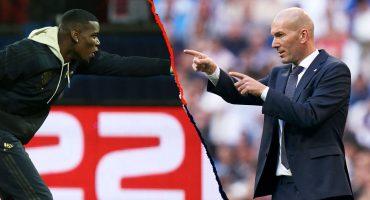 """Zidane le abrió las puertas del Real Madrid a Pogba: """"Cuando quiera dejar al United, lo esperamos"""""""
