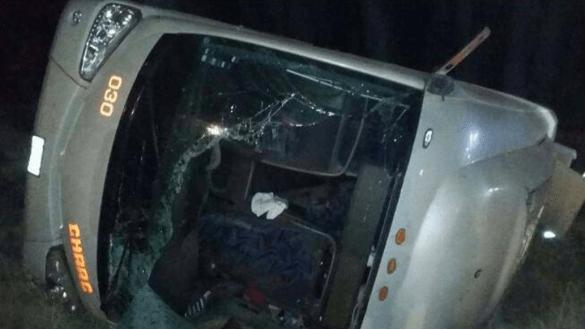 ¡Tragedia! 11 muertos y 18 heridos tras volcarse el camión de la porra de Santos