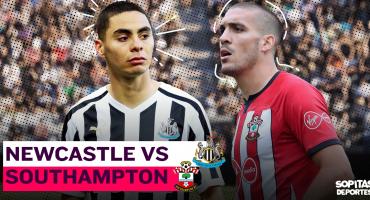 Premier League EN VIVO: Newcastle y Southampton cierran la jornada sabatina