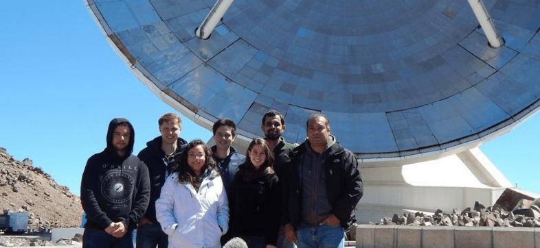 Orgullo nacional: Así participó México en las imágenes del agujero negro