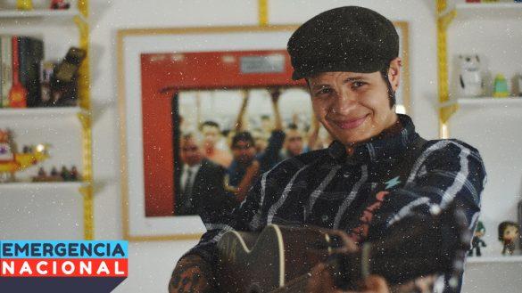 """#EmergenciaNacional: Andrés Canalla nos cuenta sobre su """"lado B"""""""
