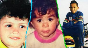 Día del Niño: ¿Los reconoces? Así lucían 10 de tus deportistas favoritos cuando eran niños