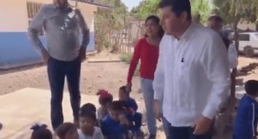 Niña bulleada por alcalde de Ahome ya no quiere ir a la escuela