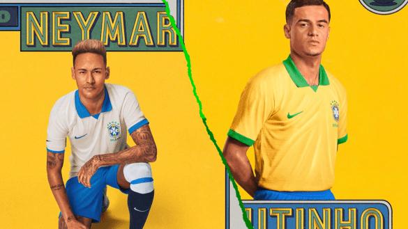 ¡Con olor a Maracanazo! Brasil presentó su uniforme para la Copa América