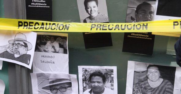 'En una situación difícil', México ocupa el lugar 144 en el ranking de libertad de prensa 2019