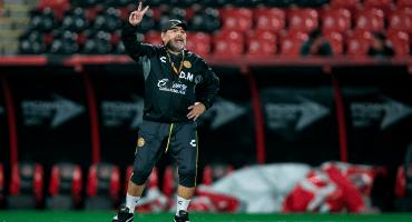 Por hablar de Trump y Maduro, la Comisión Disciplinaria investiga a Maradona