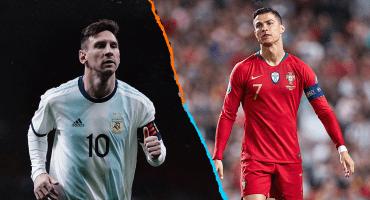 Cristiano Ronaldo y Messi lideran la lista de los futbolistas mejor pagados del mundo