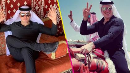 'Nos vemos en el Mundial', dice senador de MC que se lanzó a Qatar y las críticas se desataron