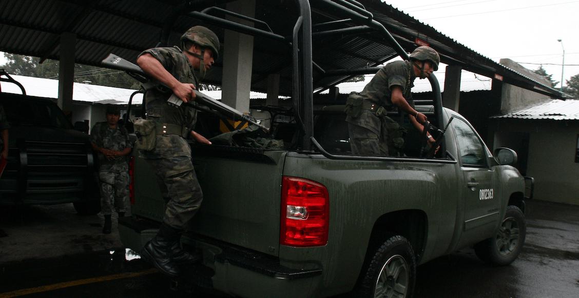 Hallan el cuerpo sin vida de una joven militar en una presa de Chiapas; investigan a sus compañeros