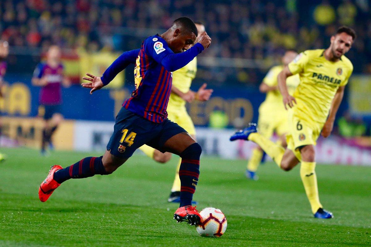Los goles de la derrota del Barcelona que abre La Liga para el 'Atleti' y Real Madrid