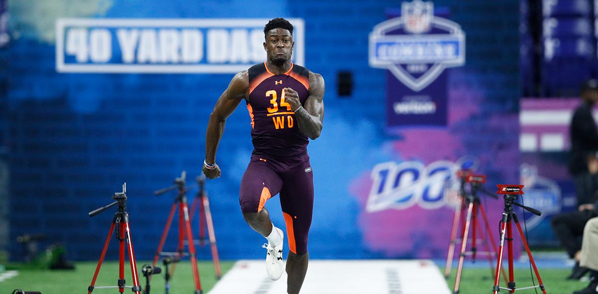Los Seahawks se quedaron con D.K. Metcalf, el receptor más atractivo del Draft 2019