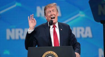 Donald Trump planea sacar a Estados Unidos del Tratado internacional de Comercio de Armas de la ONU