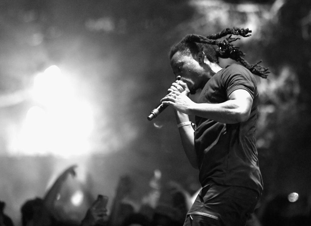 Denzel Curry y Flohio: Los actos de hip hop que no debes perderte en Ceremonia 2'19