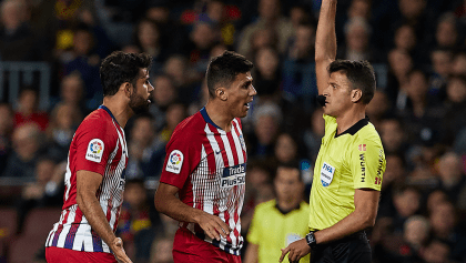 ¡Adiós temporada! Diego Costa fue suspendido ocho partidos