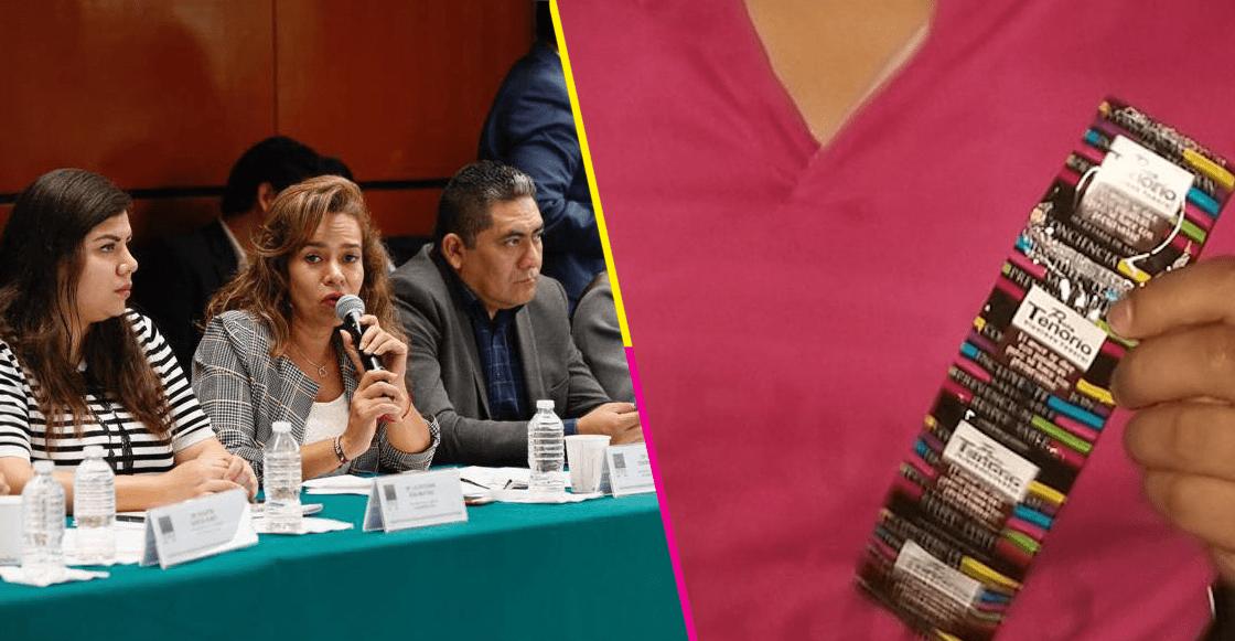 Campaña anticonceptiva nivel: diputada regala condones con nombre en Veracruz