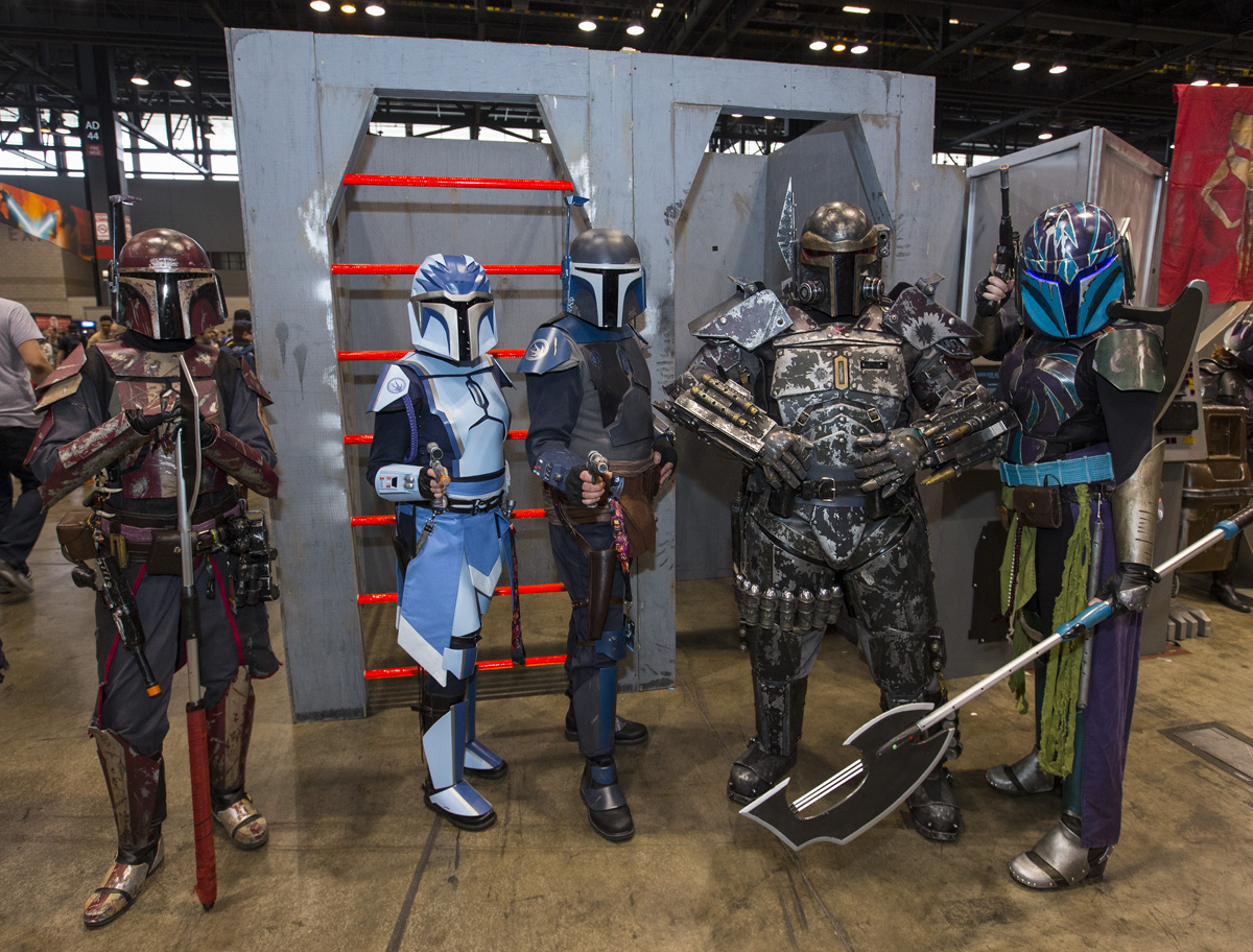 Concurso Cosplay en Star Wars Celebration 2019