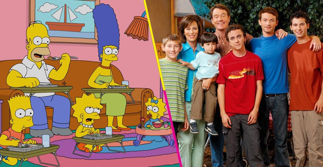 Los Simpsons y Malcom el de en medio son oficialmente parte de Disney
