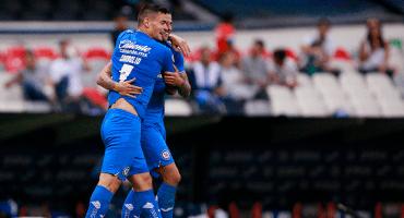 ¡Historia pura! Revive el gol 10 mil en el Estadio Azteca de Milton Caraglio