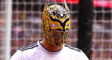 El mensaje de 'Sin Cara' a Troy Deeney y Raúl Jiménez tras el festejo con su máscara