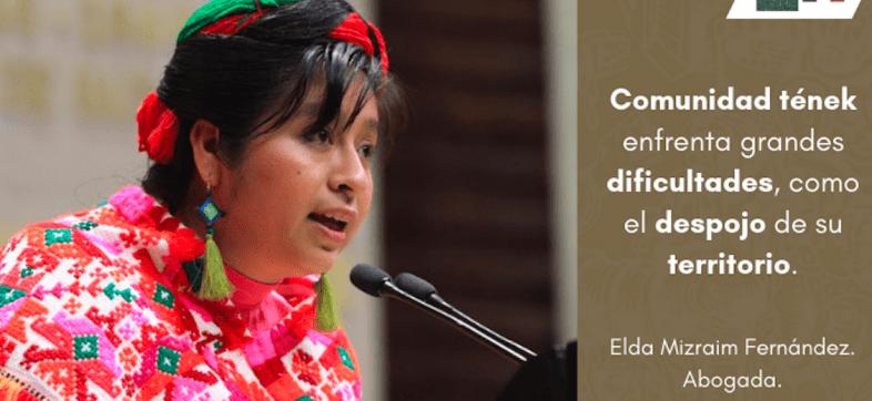 'Aburrido, Marge': diputados ignoran el discurso de una indígena por andar en el celular