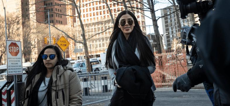 ¿'Fashion Police'? Emma Coronel anuncia marca de ropa del Chapo