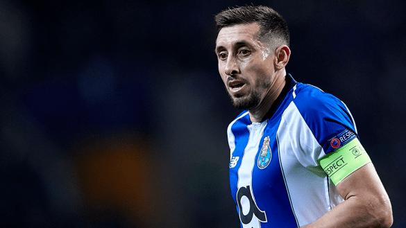 En Portugal confirman llegada de Héctor Herrera al Atlético de Madrid