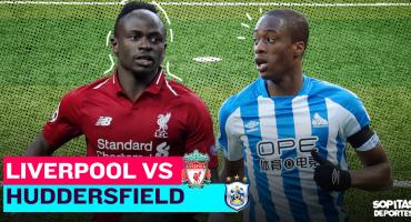 Sigue EN VIVO la Jornada 36 de la Premier League: Liverpool ante un descendido Huddersfield